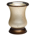 Cream Tulip Shade Scentsy Warmer