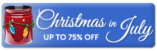 Scentsy Christmas in July Sale - Shop Now!