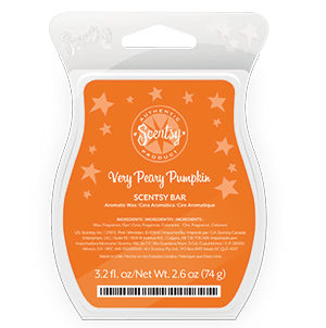 October 2014 Scentsy Scent of the Month
