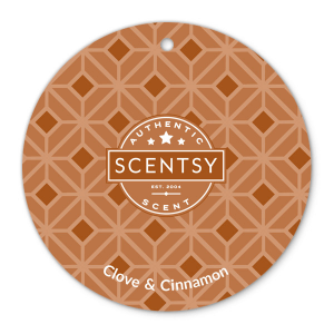 Clove and Cinnamon Scentsy Scent Circle