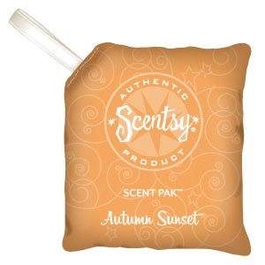 Autumn Sunset Scentsy Scent Pak