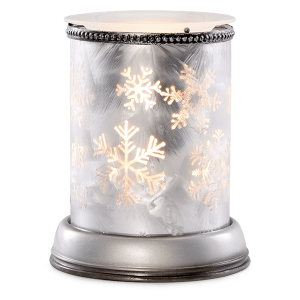 Silver Frost Lampshade Scentsy Warmer