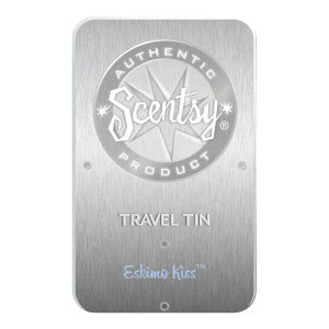 Eskimo Kiss Scentsy Travel Tin