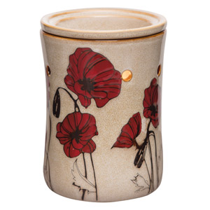 Field of Poppies Scentsy Warmer