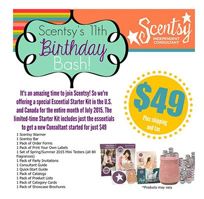 Join-Scentsy-In-July-2015
