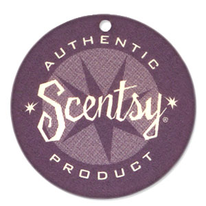 Coconut Flower Scentsy Scent Circle