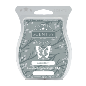 Juniper Berry Scentsy Bar