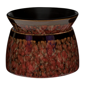 Red Marble Scentsy Warmer