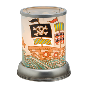 Pirate Scentsy Warmer