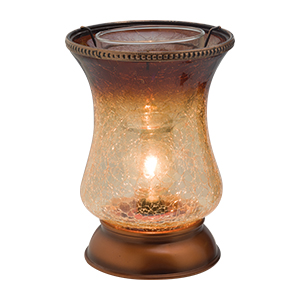 Amber Ombre Lampshade Scentsy Warmer