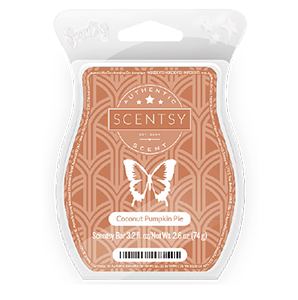 Coconut-Pumpkin-Pie-Scentsy-Bar
