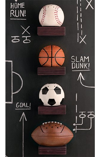 Sports Scentsy Warmers
