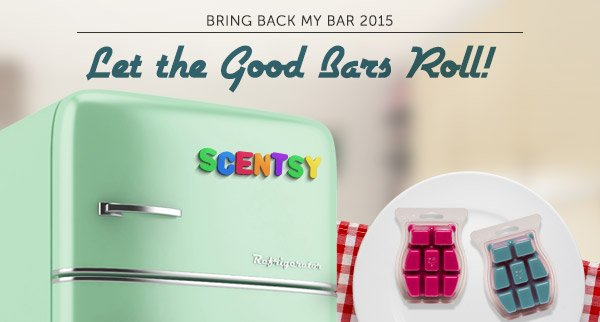 Scentsy Bring Back My Bar January 2016