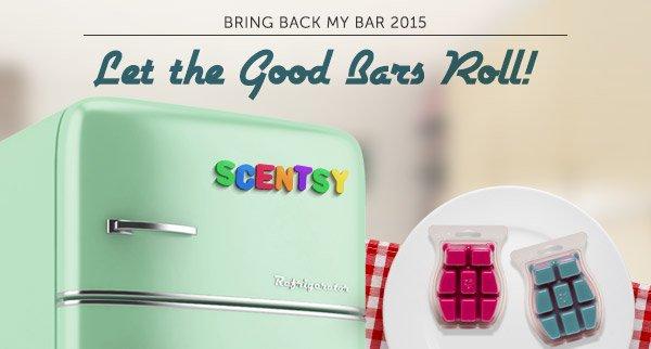 Scentsy Bring Back My Bar January 2016