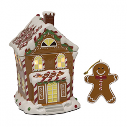 Limited Edition Gingerbread House Scentsy Warmer