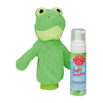 Ribbert the Frog Scentsy Scrubby Buddy