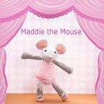 Maddie the Mouse Ballerina Scentsy Buddy