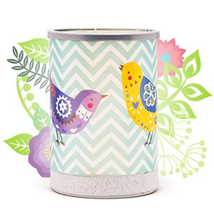 Chevrons-and-Songbirds-Scentsy-Warmer