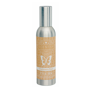Cashmere Pear Scentsy Room Spray