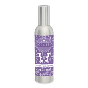 Lemon Thyme Berry Scentsy Room Spray