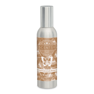 Toasted Coconut Amaretto Scentsy Room Spray
