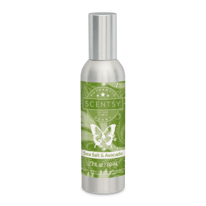 Sea Salt and Avocado Scentsy Room Spray