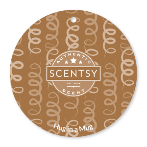 Hug in a Mug Scentsy Scent Circle