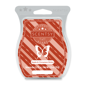 Apple-and-Cinnamon-Sticks-Scentsy-Bar