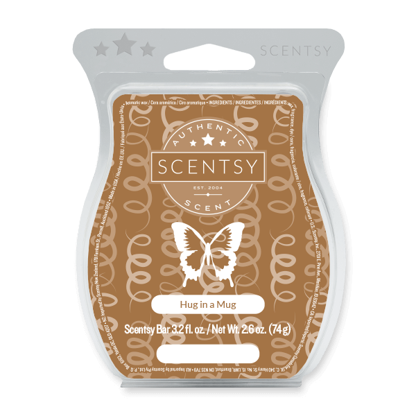 Hug In A Mug Scentsy Bar Buy Scentsy Scent Bars Online