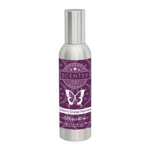 Blackberry Orange Marmalade Scentsy Room Spray