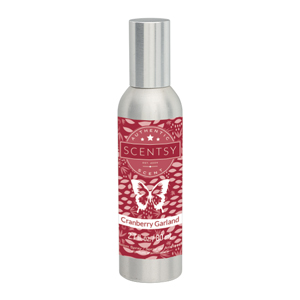 Cranberry Garland Scentsy Room Spray