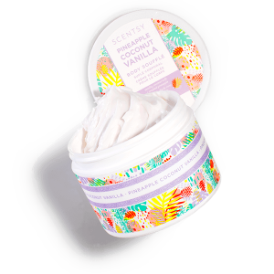Pineapple Coconut Vanilla Scentsy Body Soufflé