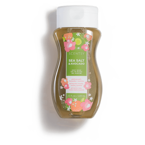 Sea Salt and Avocado Scentsy Body Wash