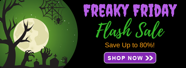 Freaky Friday Scentsy Flash Sale