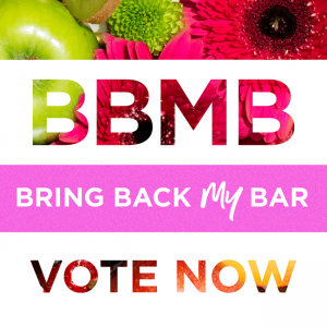 Scentsy Bring Back My Bar January 2018 - Vote Now!