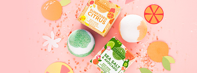 New Scentsy Bath Bomb Scents