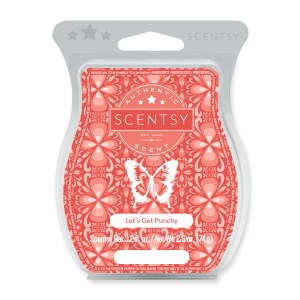 Let's Get Punchy Scentsy Bar
