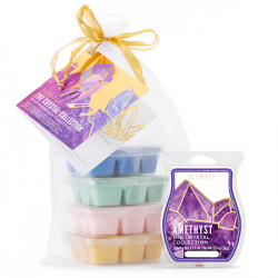 Scentsy Crystal Wax Collection