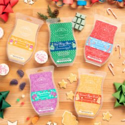 Holiday Scentsy Bricks 2019