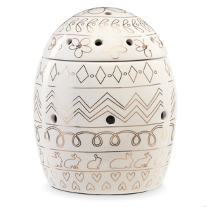 Eggs-press Yourself Scentsy Warmer